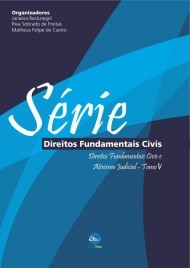 (e-book gratuito) Direitos Fundamentais Civis Tomo V